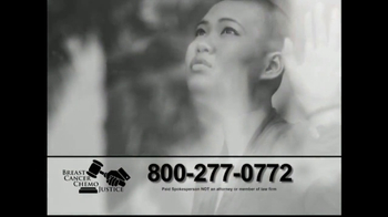 Breast Cancer Chemo Justice TV Spot, 'Important Message' - Thumbnail 6