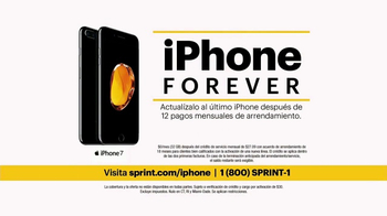 Sprint TV Spot, 'Cámbiate: iPhone Forever' [Spanish] - Thumbnail 8