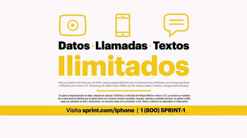 Sprint TV Spot, 'Cámbiate: iPhone Forever' [Spanish] - Thumbnail 6