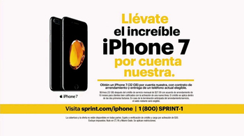 Sprint TV Spot, 'Cámbiate: iPhone Forever' [Spanish] - Thumbnail 7