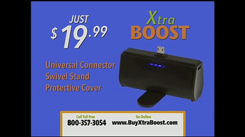 Xtra Boost TV Spot, 'Instant Boost' - Thumbnail 8