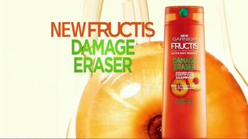 Garnier Fructis Damage Eraser TV Spot, 'A New Way to Repair' Song by ZZ Top - Thumbnail 5