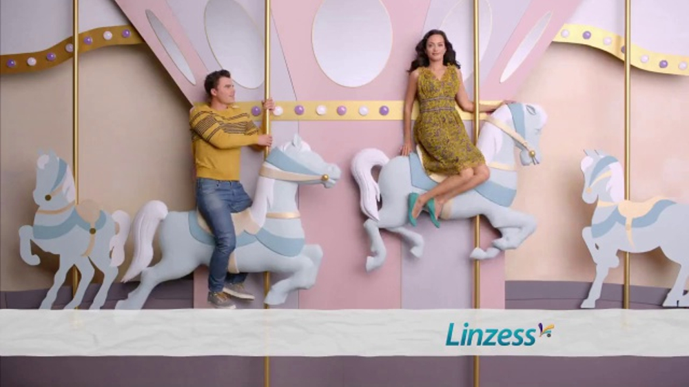 Linzess TV Commercial, 'Had It Up to Here'