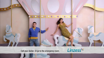 Linzess TV Spot, 'Had It Up to Here' - Thumbnail 7