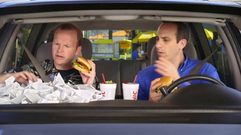 Sonic Drive-In Half-Price Cheeseburgers TV Spot, '2017 Tax Day'