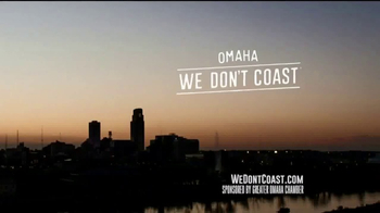 Greater Omaha Chamber TV Spot, 'We Don't Coast: Our Promise' - Thumbnail 7