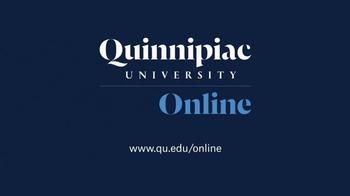 Quinnipiac University Online TV Spot, 'Demanding Job' - Thumbnail 10