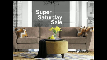 La-Z-Boy Super Saturday Sale TV Spot, \'One Day Only\'