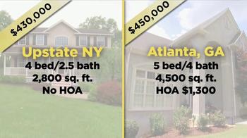 Quicken Loans Rocket Mortgage TV Spot, 'HGTV: New York and Atlanta' - Thumbnail 9