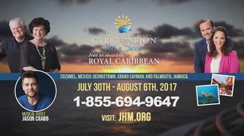 John Hagee Ministries TV Spot, '2017 Celebration at Sea: Fellowship' - Thumbnail 5