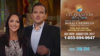 John Hagee Ministries TV Spot, '2017 Celebration at Sea: Fellowship' - Thumbnail 4
