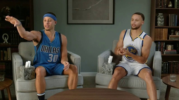 NBA TV Spot, 'Despicable Me 3: Siblings' Feat. Stephen Curry, Seth Curry - Thumbnail 3