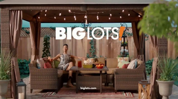 Big Lots TV Spot, 'Vineyard at Sunset: Sonoma Patio Set' - Thumbnail 7