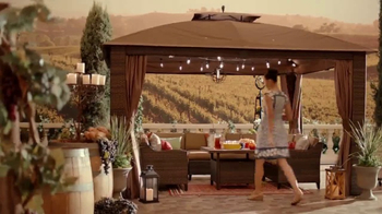 Big Lots TV Spot, 'Vineyard at Sunset: Sonoma Patio Set' - Thumbnail 3