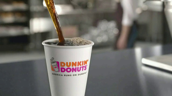 Dunkin' Donuts Coffee TV Spot, 'Brewed for You'