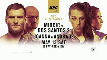 Pay-Per-View TV Spot, 'UFC 211: Two Belts' - Thumbnail 9