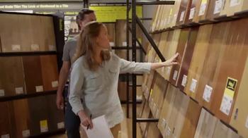 Hallmark Channel Spring Renovation Sweeps TV Spot, 'Lumber Liquidators' - Thumbnail 2