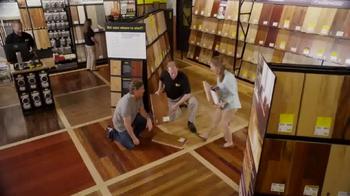 Hallmark Channel Spring Renovation Sweeps TV Spot, 'Lumber Liquidators' - Thumbnail 4