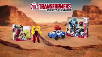 Transformers Robots in Disguise Combiner Force TV Spot, 'When Bots Collide' - Thumbnail 10