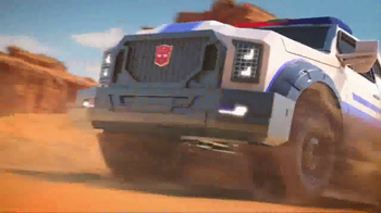 Transformers Robots in Disguise Combiner Force TV Spot, 'When Bots Collide' - Thumbnail 4