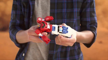 Transformers Robots in Disguise Combiner Force TV Spot, 'When Bots Collide' - Thumbnail 5