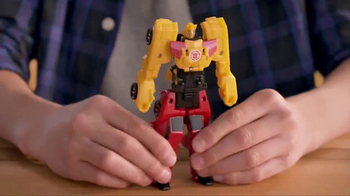 Transformers Robots in Disguise Combiner Force TV Spot, 'When Bots Collide'