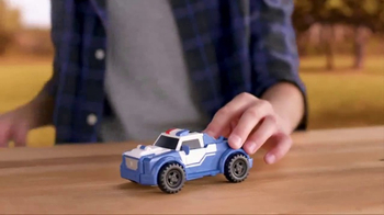 Transformers Robots in Disguise Combiner Force TV Spot, 'When Bots Collide' - Thumbnail 9
