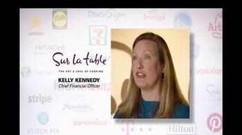 Oracle Cloud TV Spot, 'Oracle Cloud Customers: Sur La Table' - Thumbnail 6