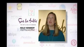 Oracle Cloud TV Spot, 'Oracle Cloud Customers: Sur La Table' - Thumbnail 7