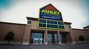 Ashley Homestore TV Spot, 'Beat the Clock' - Thumbnail 2