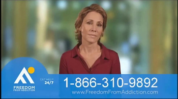 Freedom From Addiction TV Spot, 'The First Step' - Thumbnail 1