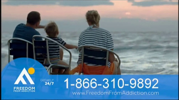Freedom From Addiction TV Spot, 'The First Step' - Thumbnail 9