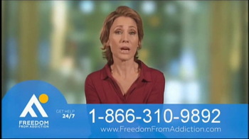 Freedom From Addiction TV Spot, 'The First Step' - Thumbnail 2