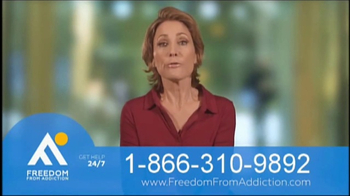 Freedom From Addiction TV Spot, 'The First Step' - Thumbnail 4