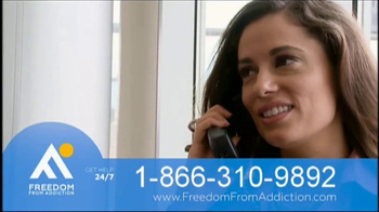 Freedom From Addiction TV Spot, 'The First Step' - Thumbnail 5