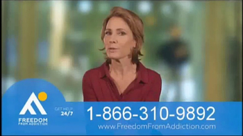 Freedom From Addiction TV Spot, 'The First Step' - Thumbnail 7