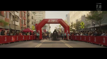 GEICO TV Spot, 'Stuntman Cheats Death Again' - Thumbnail 1