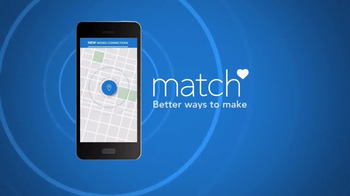 Match.com TV Spot, 'Match on the Street: Sara' - Thumbnail 8