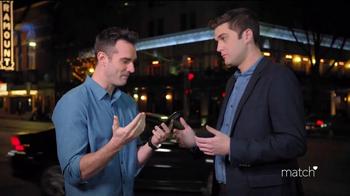 Match.com TV Spot, 'Match on the Street: Mike' - Thumbnail 6