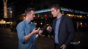 Match.com TV Spot, 'Match on the Street: Mike' - Thumbnail 7