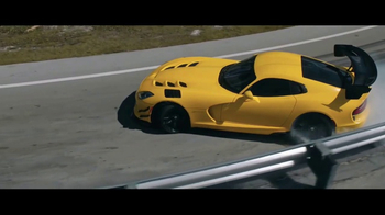 Pennzoil Platinum Full Synthetic TV Spot, \'The Last Viper\'