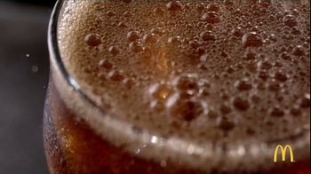 McDonald's Any Size Soft Drink TV Spot, 'Bubbles' - Thumbnail 2