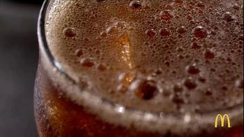 McDonald's Any Size Soft Drink TV Spot, 'Bubbles' - Thumbnail 4