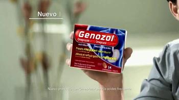 Genozol TV Spot, 'Ex-victima de la acidez' [Spanish] - Thumbnail 3