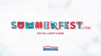 2017 Summerfest TV Spot, 'Get Excited for Summerfest 50!' - Thumbnail 10