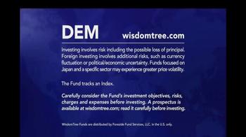 WisdomTree TV Spot, 'DEM: Emerging Markets High Dividend ETF' - Thumbnail 5