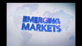 WisdomTree TV Spot, 'DEM: Emerging Markets High Dividend ETF' - Thumbnail 1