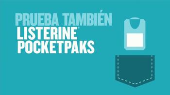 Listerine Zero Alcohol TV Spot, 'Menos intensidad' [Spanish] - Thumbnail 8