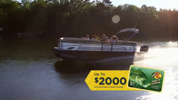 Bass Pro Shops Outdoor Escape Sale TV Spot, 'Select Boats' - Thumbnail 7