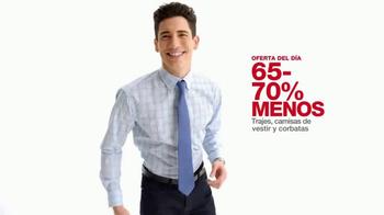 Macy's La Venta de un Día TV Spot, 'Vestidos para niñas' [Spanish] - Thumbnail 7